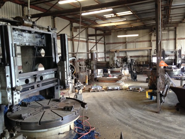 Versatile and Experienced Machine Shop
