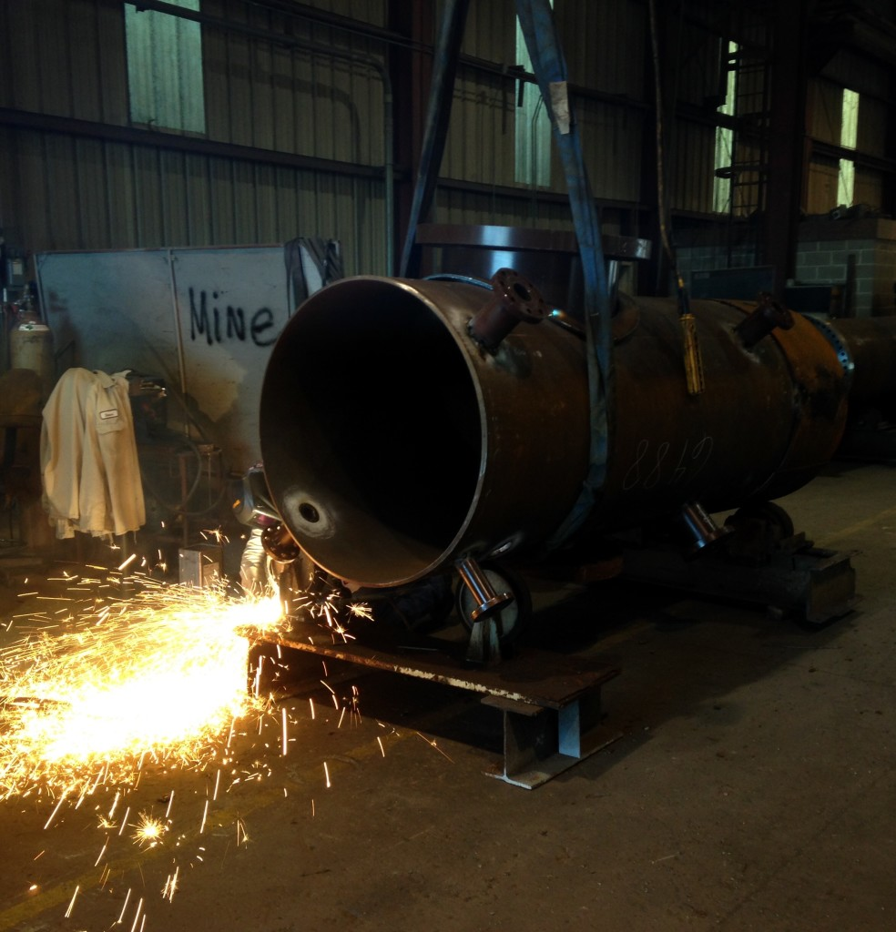 L. Experienced and Skilled Weld Shop
